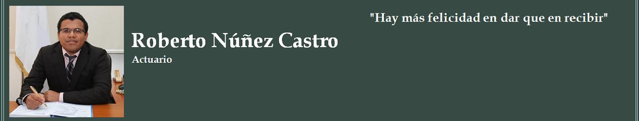 Blog de Roberto Núñez Castro