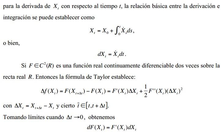 Evolución de los métodos cuantitativos económico-financiero ...